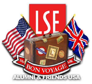 Bon Voyage Party logo